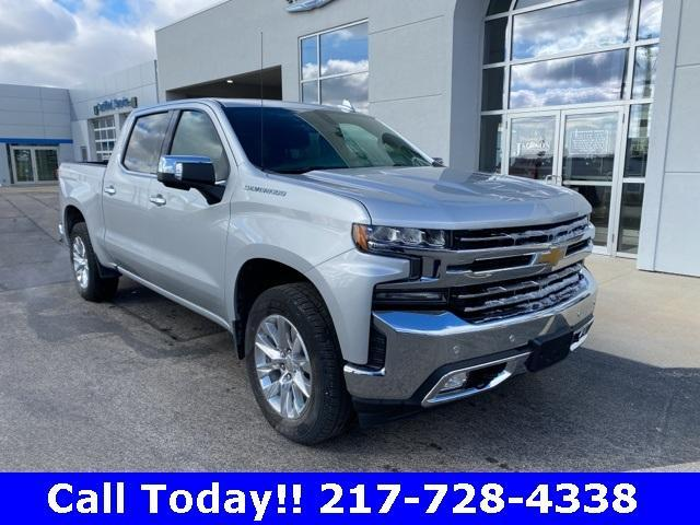 2020 Chevrolet Silverado 1500 for Sale in Sullivan, IL - Image 1