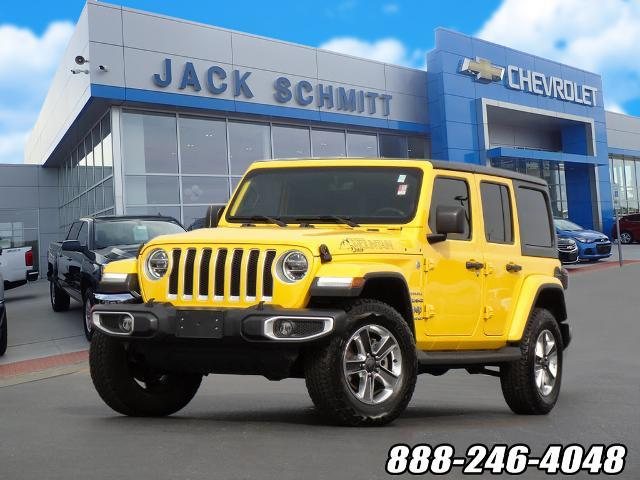 2021 Jeep Wrangler Unlimited for Sale in Wood River, IL - Image 1