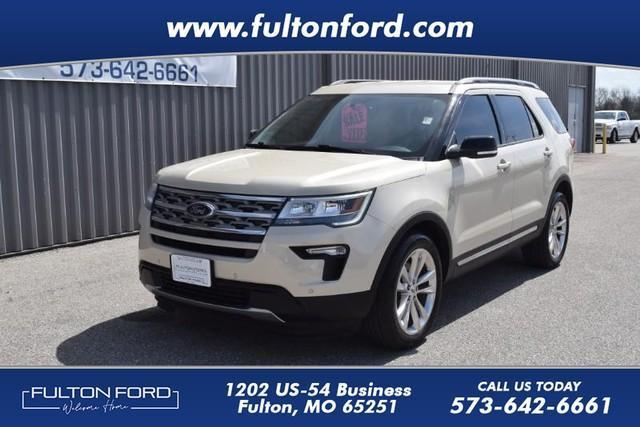2018 Ford Explorer a la venta en Fulton, MO - Image 1