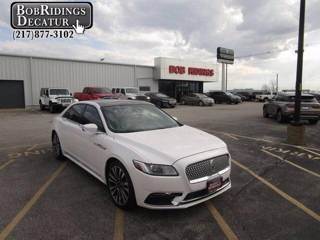 2018 Lincoln Continental for Sale in Decatur, IL - Image 1