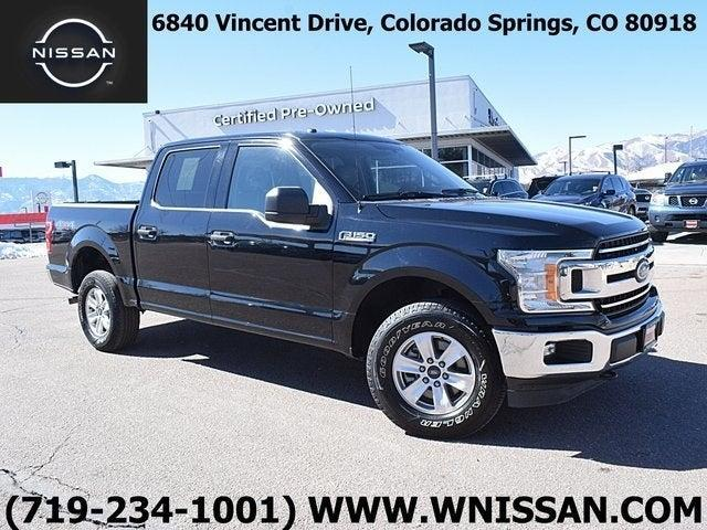 2018 Ford F-150 for Sale in Colorado Springs, CO - Image 1