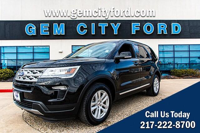 2018 Ford Explorer a la venta en Quincy, IL - Image 1
