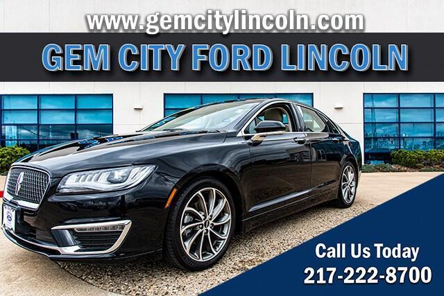 2019 Lincoln MKZ a la venta en Quincy, IL - Image 1