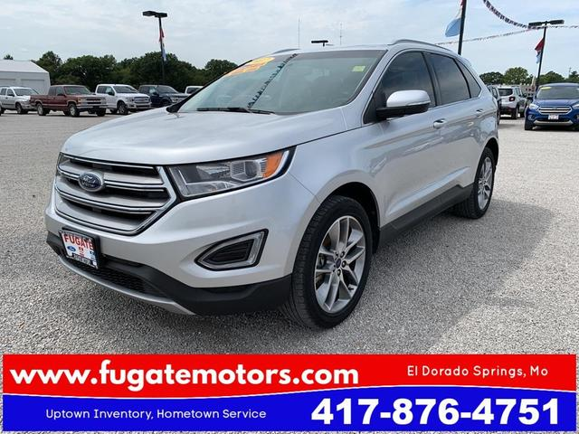 2017 Ford Edge for Sale in El Dorado Springs, MO - Image 1