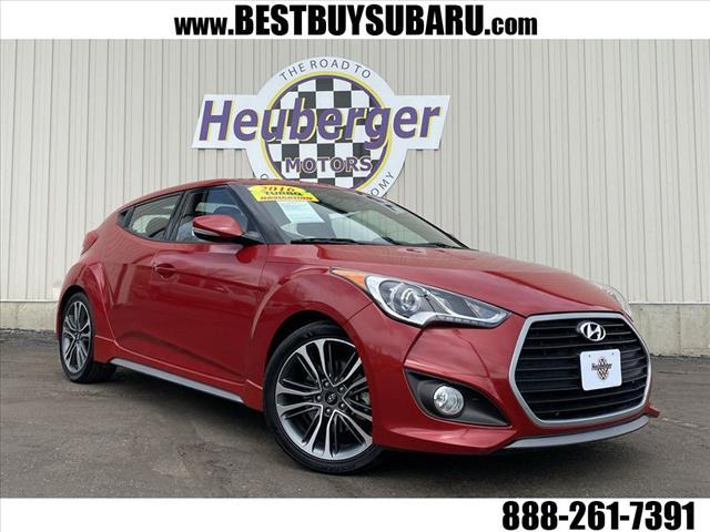 2016 Hyundai Veloster for Sale in Colorado Springs, CO - Image 1