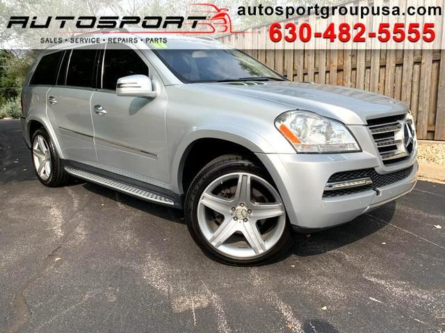 2011 Mercedes-Benz GL-Class for Sale in West Chicago, IL - Image 1
