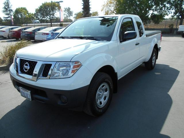 2017 Nissan Frontier for Sale in Corning, CA - Image 1