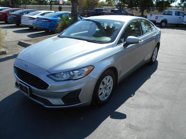 2020 Ford Fusion a la venta en Corning, CA - Image 1