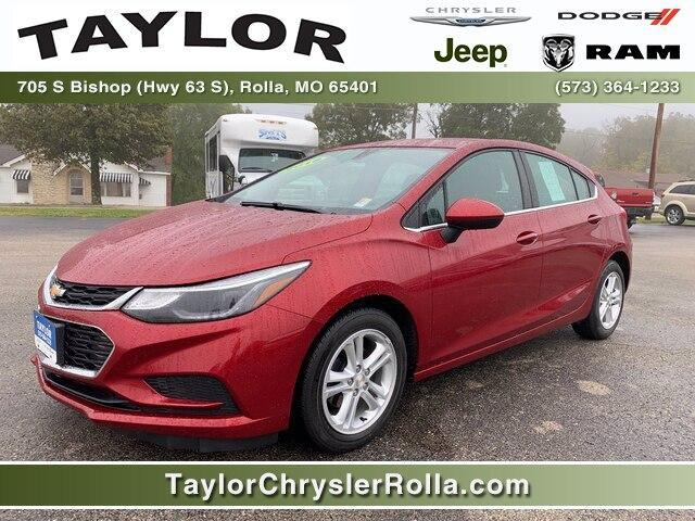 2018 Chevrolet Cruze for Sale in Rolla, MO - Image 1