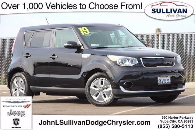 2019 KIA Soul EV for Sale in Yuba City, CA - Image 1
