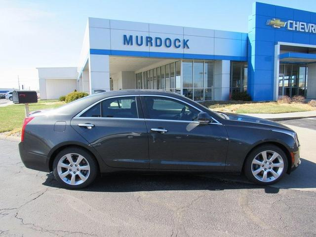 2016 Cadillac ATS for Sale in Manhattan, KS - Image 1
