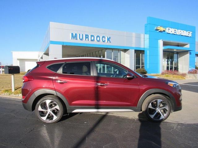 2017 Hyundai Tucson a la venta en Manhattan, KS - Image 1