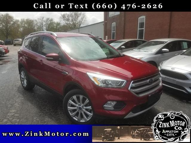 2017 Ford Escape for Sale in Appleton City, MO - Image 1