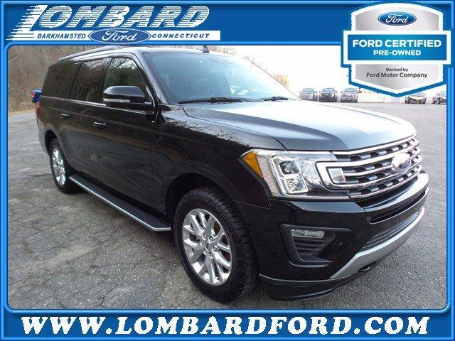2020 Ford Expedition Max for Sale in Barkhamsted, CT - Image 1