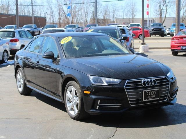 2018 Audi A4 for Sale in Erie, PA - Image 1