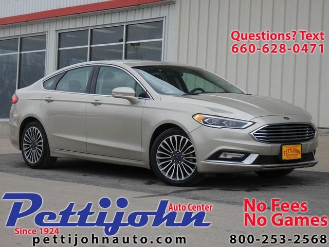 2017 Ford Fusion for Sale in Bethany, MO - Image 1