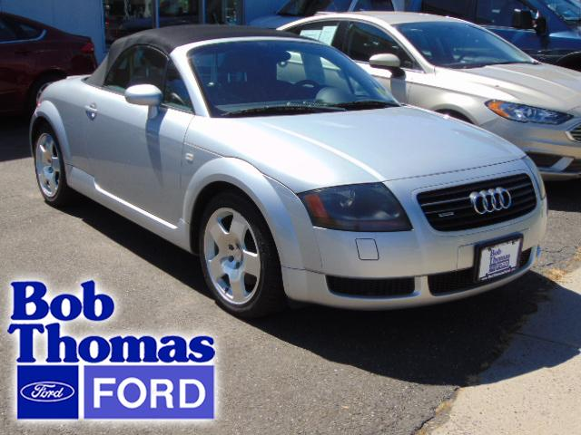 Used 2002 Audi TT Roadster quattro Convertible in Hamden, CT near 06514 |  TRUUT28N121011001 | Auto com