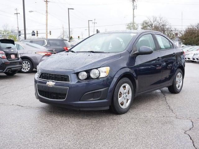 2015 Chevrolet Sonic for Sale in North Olmsted, OH - Image 1