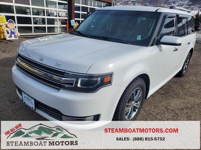2016 Ford Flex a la venta en Steamboat Springs, CO - Image 1