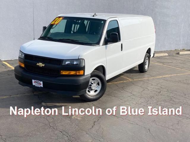 2020 Chevrolet Express 2500 a la venta en Blue Island, IL - Image 1