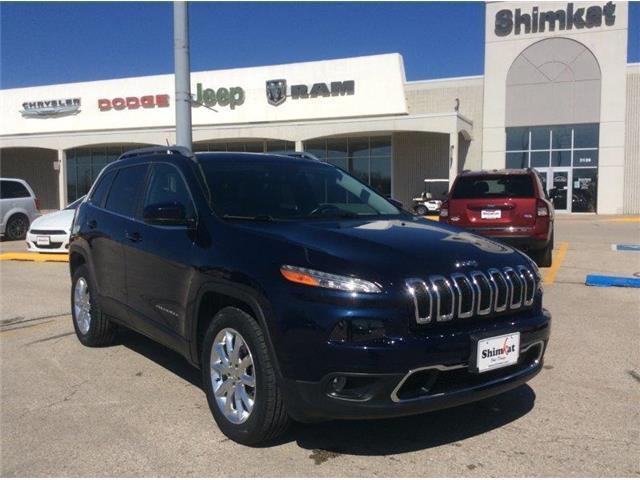 2015 Jeep Cherokee a la venta en Fort Dodge, IA - Image 1