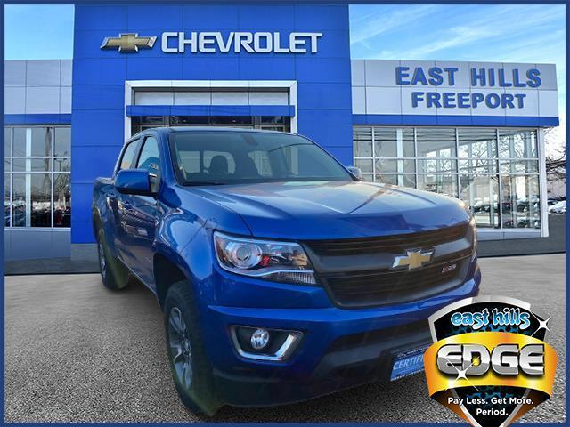 2018 Chevrolet Colorado for Sale in Freeport, NY - Image 1
