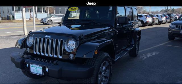 2018 Jeep Wrangler JK Unlimited a la venta en Leominster, MA - Image 1