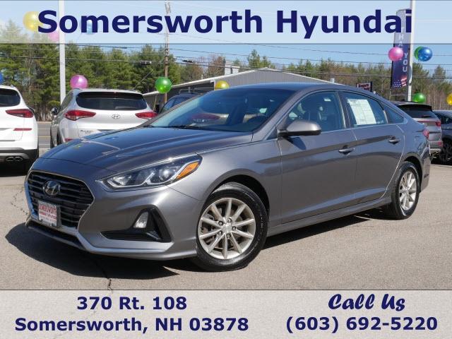 2018 Hyundai Sonata for Sale in Somersworth, NH - Image 1