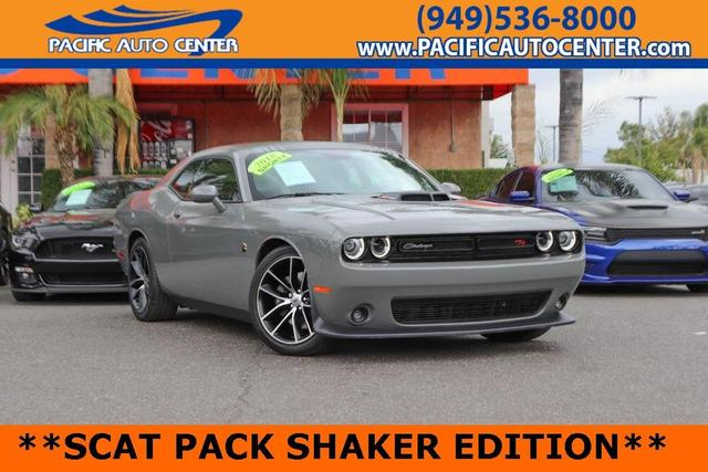 2018 Dodge Challenger for Sale in Fontana, CA - Image 1