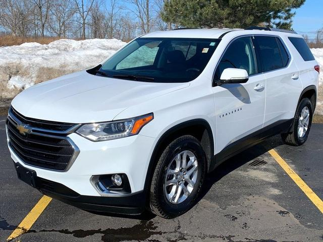 2018 Chevrolet Traverse for Sale in Williamson, NY - Image 1