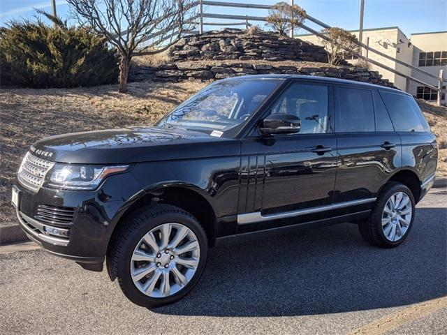 2017 Land Rover Range Rover for Sale in Cockeysville, MD - Image 1
