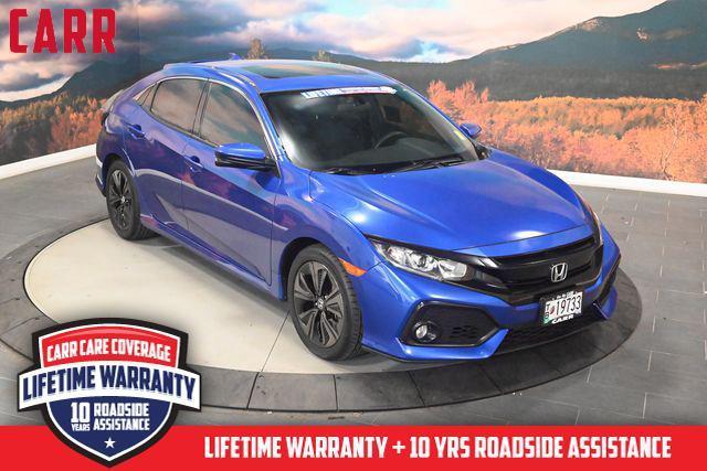 2018 Honda Civic for Sale in Beaverton, OR - Image 1