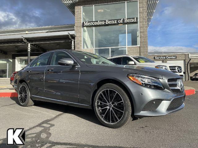 2020 Mercedes-Benz C-Class a la venta en Bend, OR - Image 1
