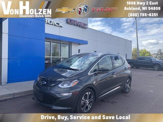 2018 Chevrolet Bolt EV for Sale in Ashland, WI - Image 1