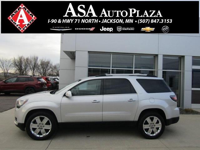 2017 GMC Acadia Limited for Sale in Jackson, MN - Image 1