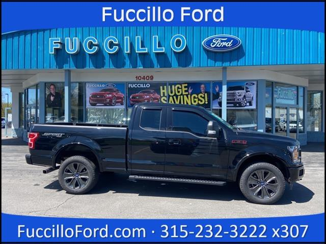 2018 Ford F-150 for Sale in Adams, NY - Image 1