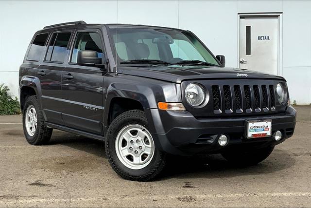 2016 Jeep Patriot a la venta en Eugene, OR - Image 1