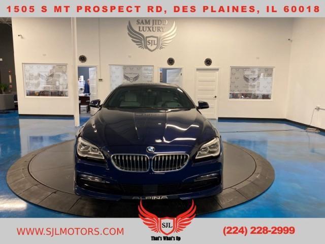 2017 BMW ALPINA B6 Gran Coupe a la venta en Des Plaines, IL - Image 1