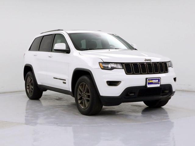 Jeep Laredo 2016 >> Used 2016 Jeep Grand Cherokee Laredo Suv In Greenville Sc Auto Com 1c4rjfag0gc427917