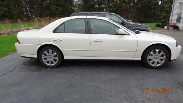 2005 Lincoln Ls V8 >> Used 2005 Lincoln Ls V8 Sedan In Ontario Ny Auto Com 1lnhm87a05y655610