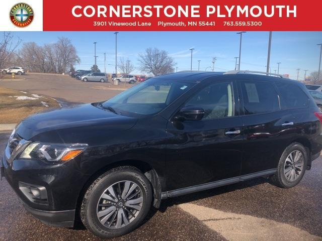 2018 Nissan Pathfinder a la venta en Minneapolis, MN - Image 1