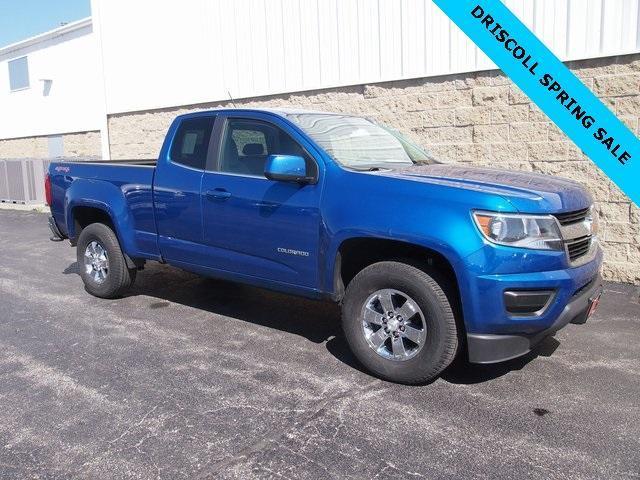 2019 Chevrolet Colorado a la venta en Pontiac, IL - Image 1