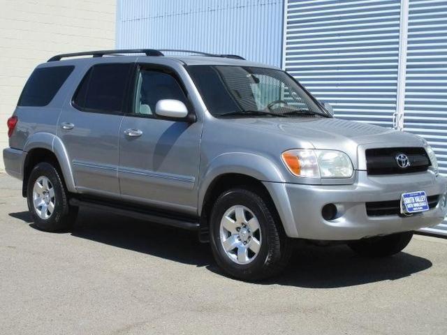 2005 Toyota Sequoia for Sale in Santa Clara, CA - Image 1