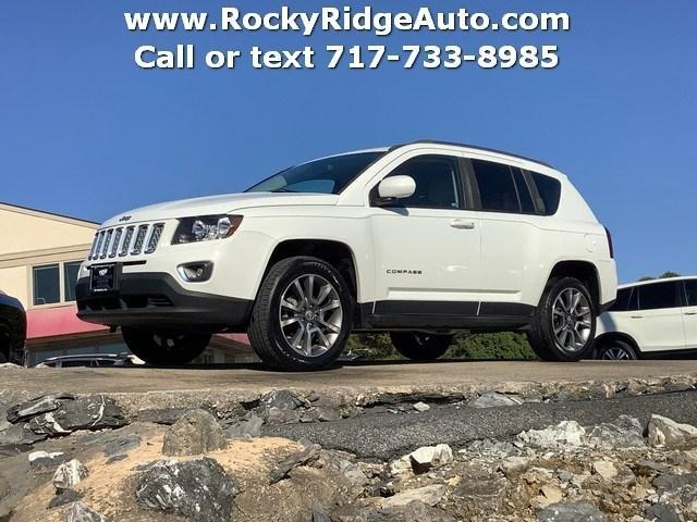 2016 Jeep Compass for Sale in Ephrata, PA - Image 1