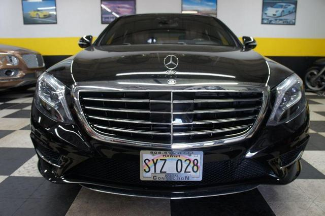 2016 Mercedes-Benz S-Class for Sale in Honolulu, HI - Image 1
