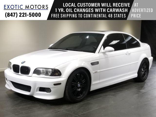 2002 BMW M3 a la venta en Rolling Meadows, IL - Image 1