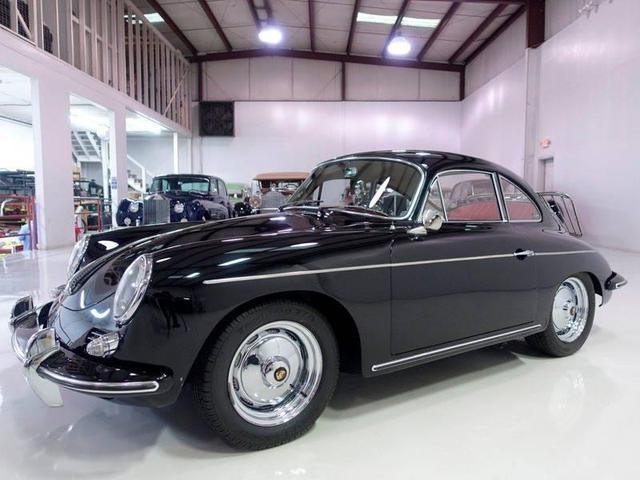 Porsche 356 For Sale >> Used 1963 Porsche 356 Super Coupe In Saint Ann Mo Auto Com 00000000000213587