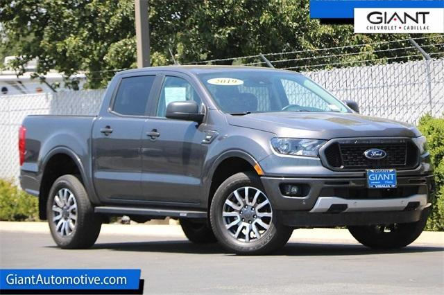 2019 Ford Ranger for Sale in Visalia, CA - Image 1