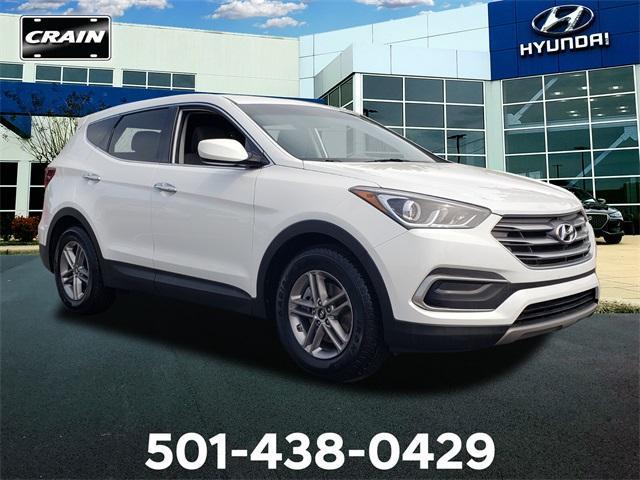 2018 Hyundai Santa Fe Sport a la venta en Little Rock, AR - Image 1