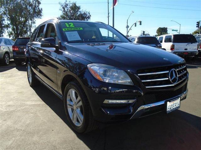 2012 Mercedes-Benz M-Class for Sale in Escondido, CA - Image 1